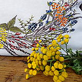 Úžitkový textil - Jesenný veniec - 9874347_