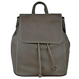 Batohy - Moderný kožený ruksak z pravej hovädzej kože v hnedej farbe - 9874903_