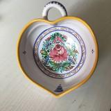 Dekorácie - Miska   srdce na stůl 14 cm - 9875709_