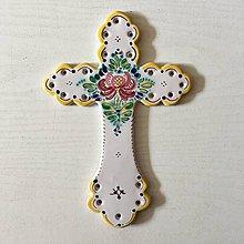 Dekorácie - Kříž na zeď - 9875646_