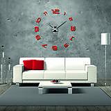 Hodiny - 2D nástenné hodiny-LAZARE s08s - 9875130_