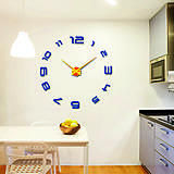 Hodiny - 2D nástenné hodiny-LAZARE s08s - 9875138_
