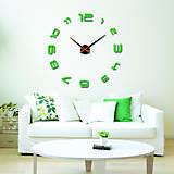 Hodiny - 2D nástenné hodiny-LAZARE s08s - 9875148_