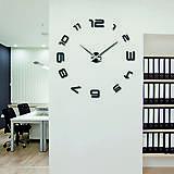 Hodiny - 2D nástenné hodiny-LAZARE s08s - 9875151_