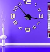 Hodiny - 2D nástenné hodiny-LAZARE s08s - 9875159_