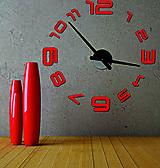 Hodiny - 2D nástenné hodiny-LAZARE s08s - 9875162_