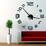 Hodiny - 2D nástenné hodiny-LAZARE s08s - 9875166_