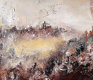 Obrazy - Autumn mood, 80x80 - 9875376_