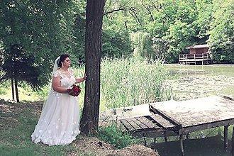 Šaty - svadobné šaty Elizabeth - 9874527_