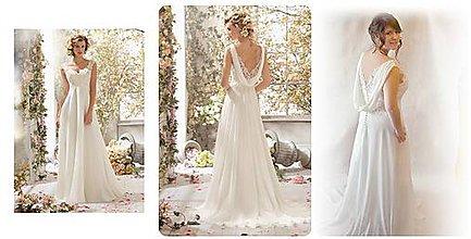 Šaty - svadobné šaty - 9874544_