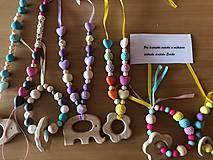 Hračky - Nosiace nahrdelniky - na želanie - 9874349_