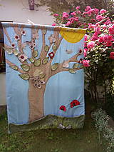 Úžitkový textil - Strom - 9875509_