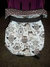 Textil - Deka-nánožník do kočíka - 9877398_