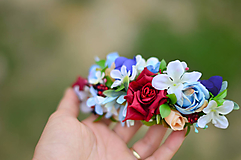 Ozdoby do vlasov - Slovenská svadba - 9878966_