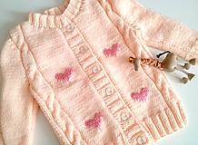 Detské oblečenie - Z lásky - 9876995_
