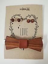 Doplnky - svadobná - manželská sada - LOVE - 9878896_