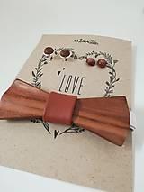 Doplnky - svadobná - manželská sada - LOVE - 9878897_