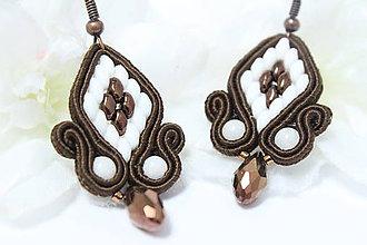 Náušnice - Náušnice z bronzu - 9877616_
