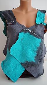 Iné oblečenie - vesta - Dej mi znamení - 9880222_