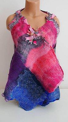 Iné oblečenie - vesta Try color - 9879892_