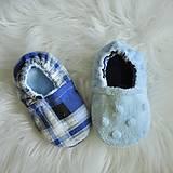 Topánočky - Obojstranné capačky - 9880382_