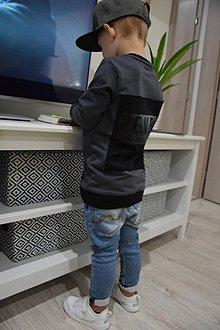 Detské oblečenie - Mikina predĺžená - Revel - 9880401_