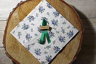 Odznaky/Brošne - Maturitná stužka pergamen - 9880389_