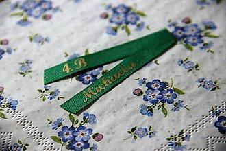 Odznaky/Brošne - Maturitná stužka klasika - 9880414_