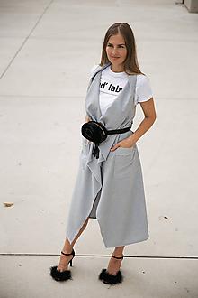 Iné oblečenie - Variabilná vesta - 9877069_