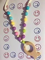 Hračky - Nosiaci nahrdelnik - Colours - 9877402_