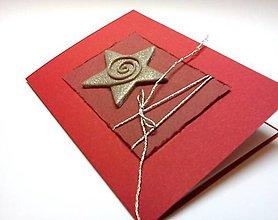 Papiernictvo - Pohľadnica ... Vianočná III - 9882498_