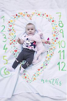 Textil - Detská plachta na fotenie - 9881532_