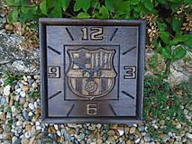 Hodiny - Hodiny FC Barcelona - 9882677_