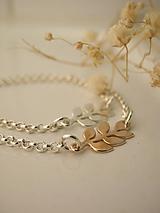 Náramky - Leaf - 9883144_