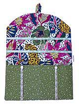 Detské tašky - Kabelka na sponky / Sponkovník - 9883002_