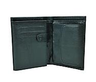 Tašky - Pánska kožená peňaženka v čiernej farbe - 9880827_