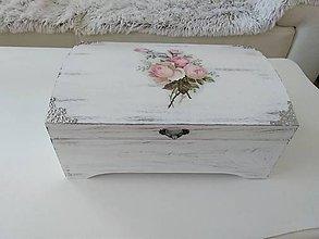 Krabičky - Šperkovnica - 9881772_