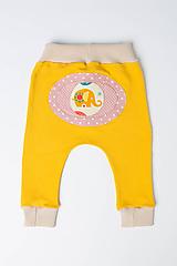 Detské oblečenie - Veselé detské tepláčiky - 9883197_