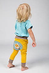 Detské oblečenie - Veselé detské tepláčiky - 9883199_
