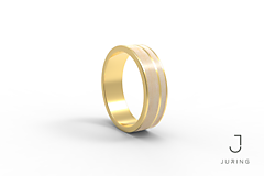 Prstene - žlté zlato - PRIME JAVOR - 9882289_
