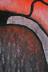 Obrazy - akt /abstraktná maľba na plátne - akryl a akvarel/ - 9884304_