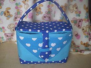 Iné tašky - puzdro-taštička na plienky - 9883929_