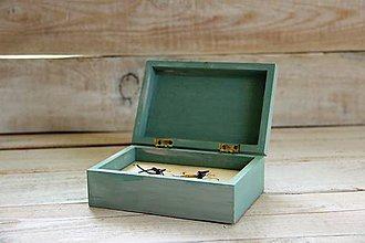 Krabičky - Šperkovnička - 9883815_