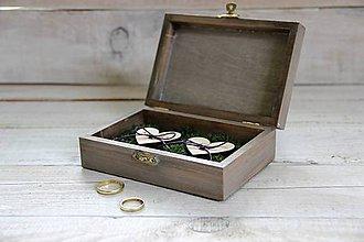 Krabičky - Šperkovnička - 9883914_