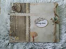 Nezaradené - Rodinný album 20x25cm - 9884721_