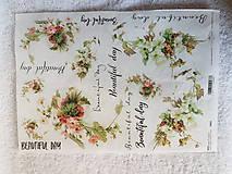 Papier - Ryžový papier - 9884559_
