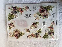 Papier - Ryžový papier - 9884574_