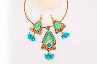 Sady šperkov - Soutache sada - Shiny - 9885085_