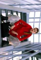 Šaty - Červené uni šaty  - 8887012_