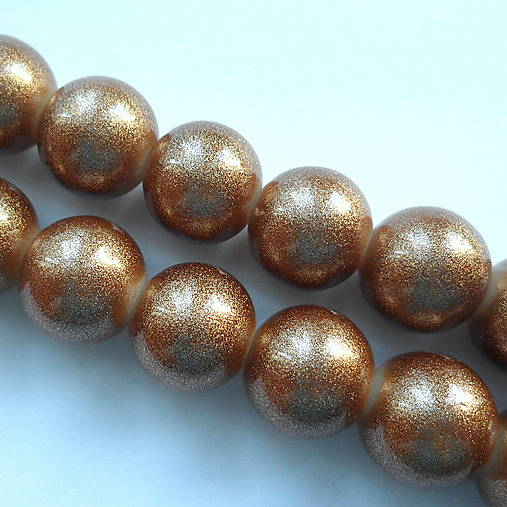 Gold Powder Metallic 12mm-1ks (capuccino)